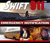 Swift 911 Emergency Notification Logo