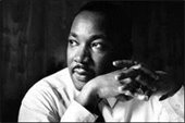 Martin Luther King Day collection drive