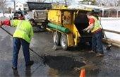 DPW Pothole Crew Picture