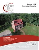 Summer Community Magazine Cover