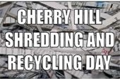Shredding and Recycling Day