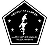 Camden County freedom Medal