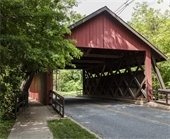 Scarborough Covered Bridge