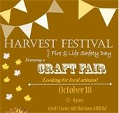 Harvest Festival Craft Fair
