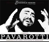 Pavarotti Ensemble Concert Flier