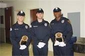CHPD welcomes new SLEO II officers