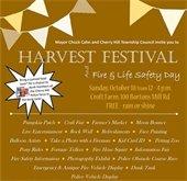 Harvest Festival Flier