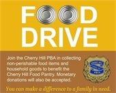 PBA Food Drive 2015