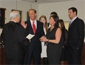 Mayoral Swearing-In