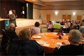 January Senior Luncheon at the Katz JCC