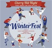 Winterfest Cherry Hill night