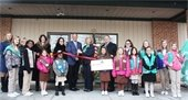 Girl Scouts grand opening