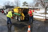 Cherry Hill Department of Public Works Pothole Crew