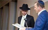 Installation of Rabbi Bienenfeld