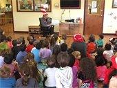 Read Across America at Goddard School