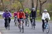Earth Festival bike ride