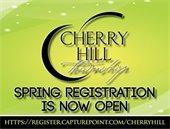 Recreation Spring Registration Flyer