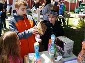 Earth Festival school displays