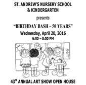 St. Andrew's Nursery School Birthday Bash