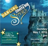 Dancing with the Stars Flyer
