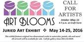 Art Blooms Flyer