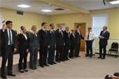 Cherry Hill Police Swearing In