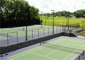 West Tennis Courts
