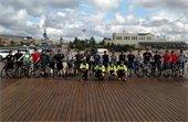 CHPD bike patrol training