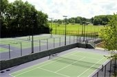 CH West tennis courts