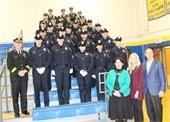 Police graduation December 2016