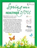 Spring into Health with Virtua