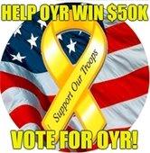 Operation Yellow Ribbon Wawa contest
