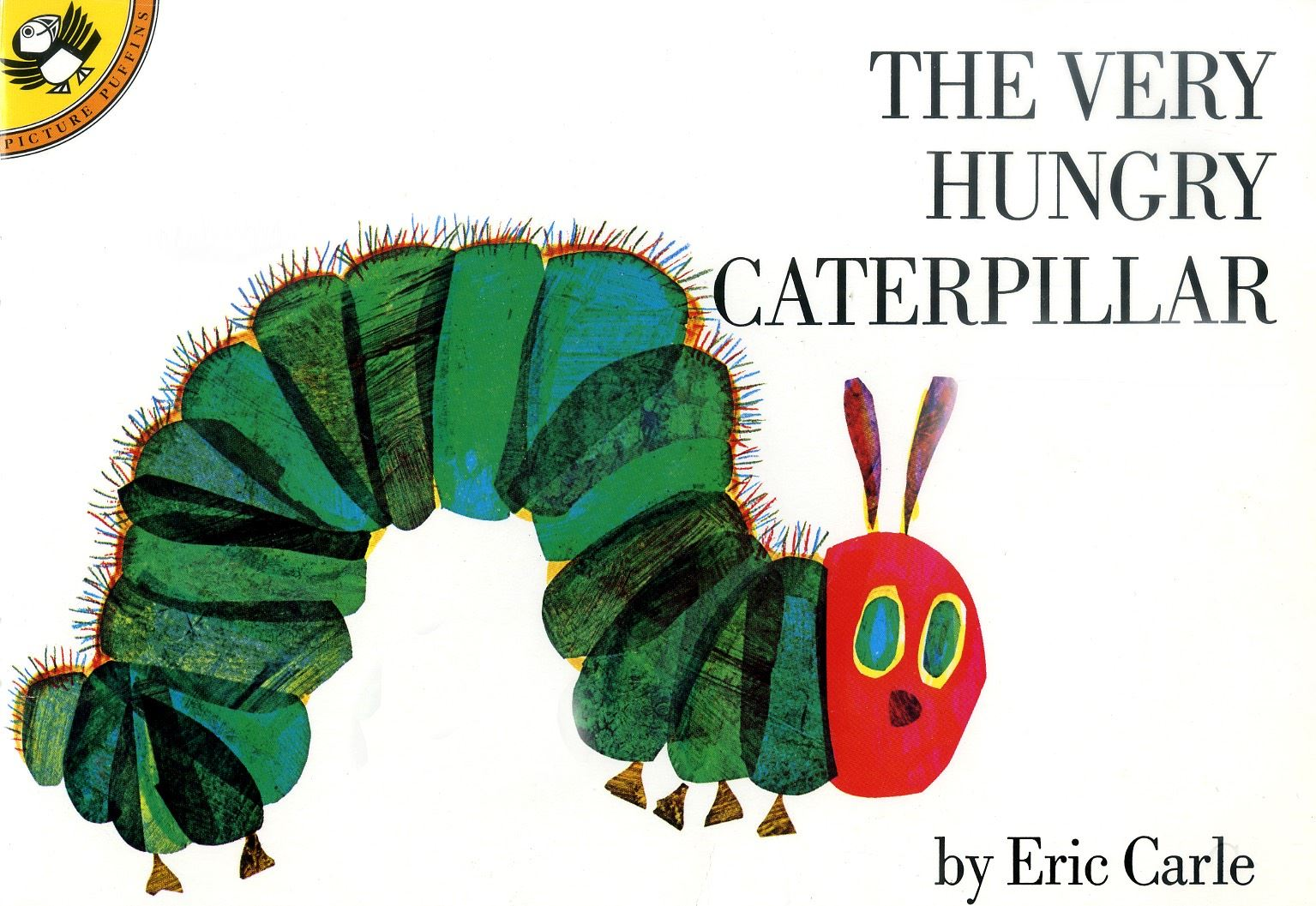 The-very-hungry-caterpillar by Eric Carle