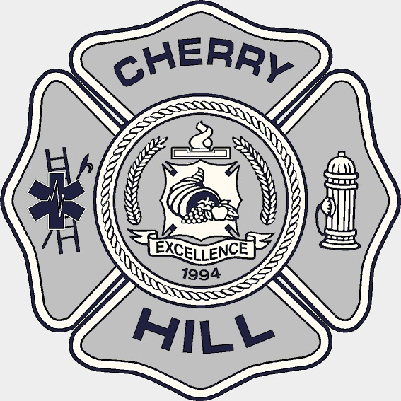 Cherry Hill Fire badge