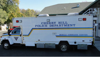 Cherry Hill Townships Mobil Command Post