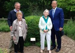 Barclay Garden Dedication 6-5-15