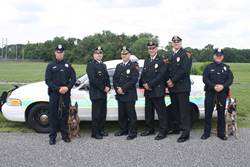 New K9s for Briefing