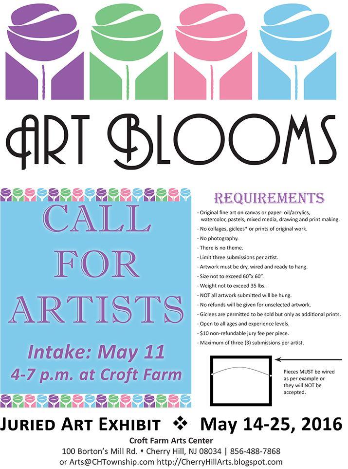 Art Blooms intake
