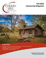 Cherry Hill Township Fall 2016 Community Magazine