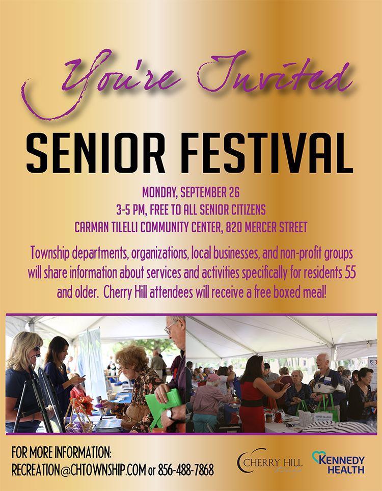 Senior Festival 2016