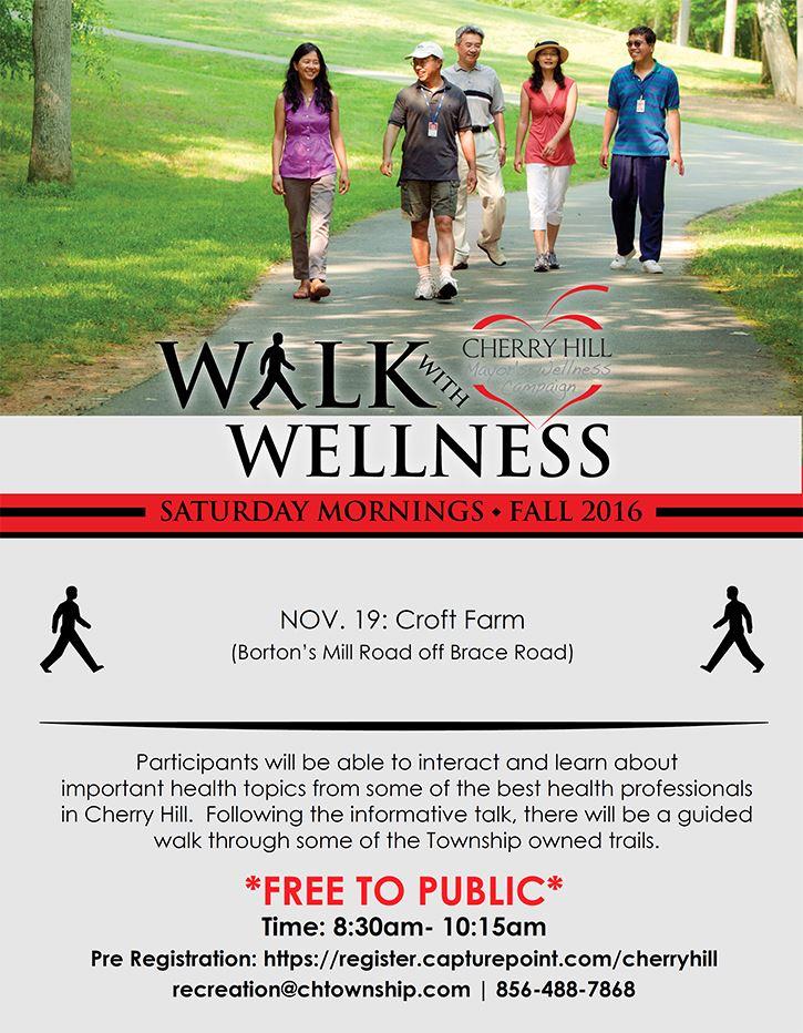 Walk with Wellness - November 19