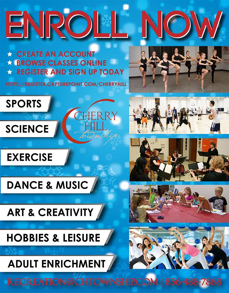 Classes open winter flyer
