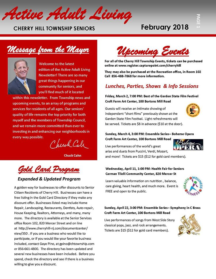 February 2018 Newsletter_Page_one