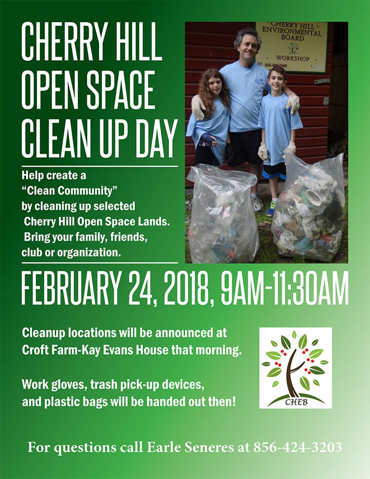 Ch open space clean up