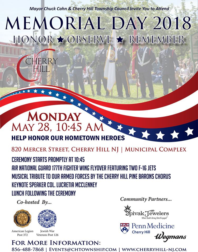 Memorial Day Flyer email 1