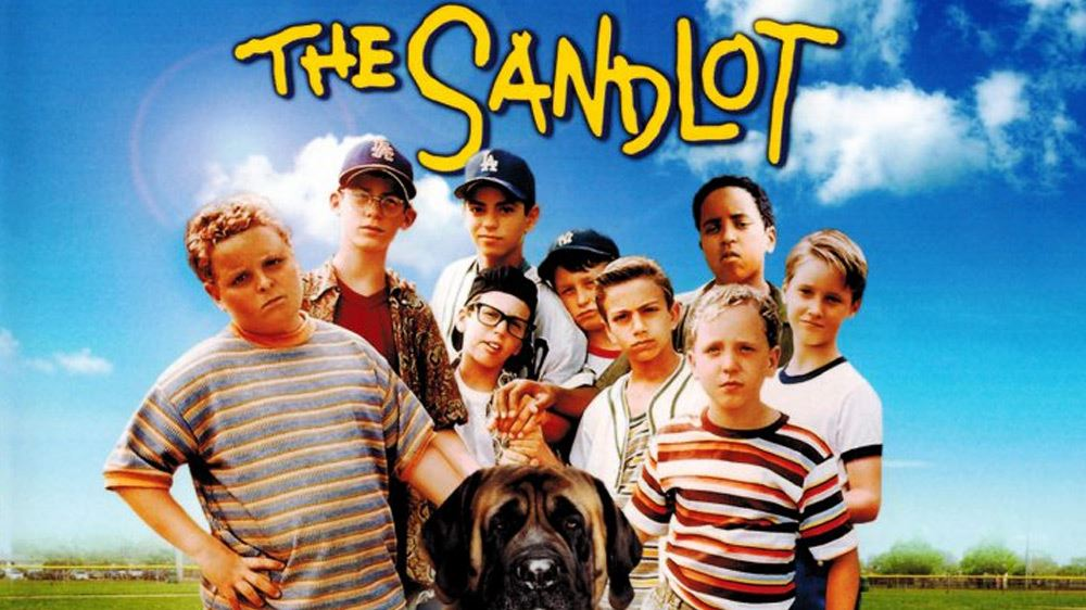 The Sandlot - May 19