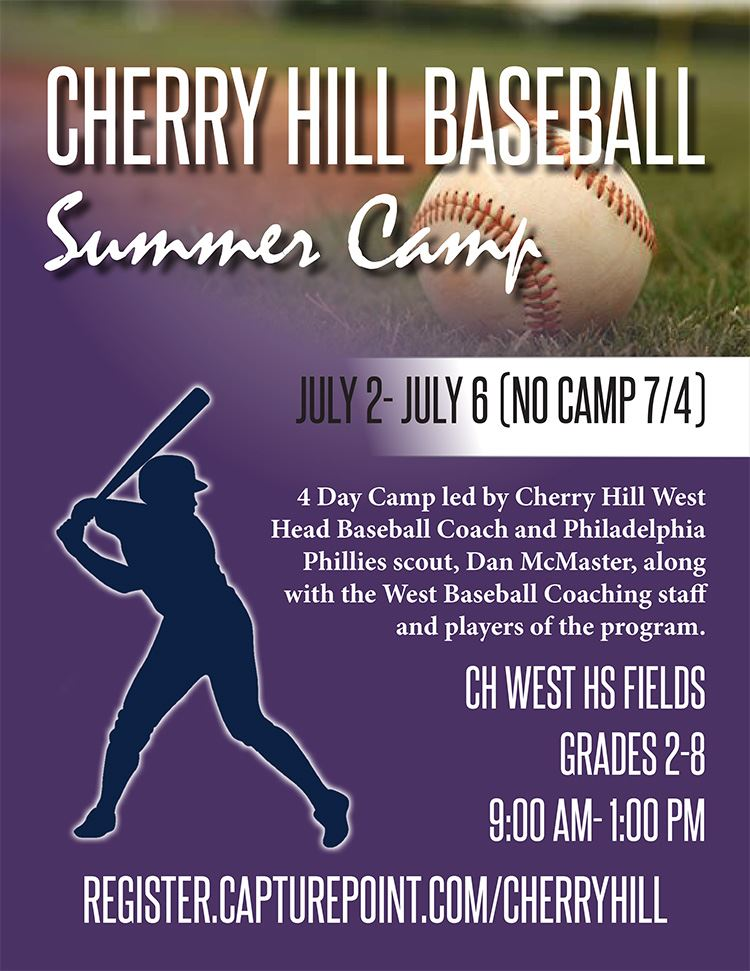 CH Baseball Summer Baseball Camp