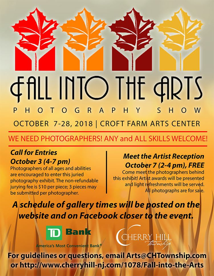 fall into the arts flyer2
