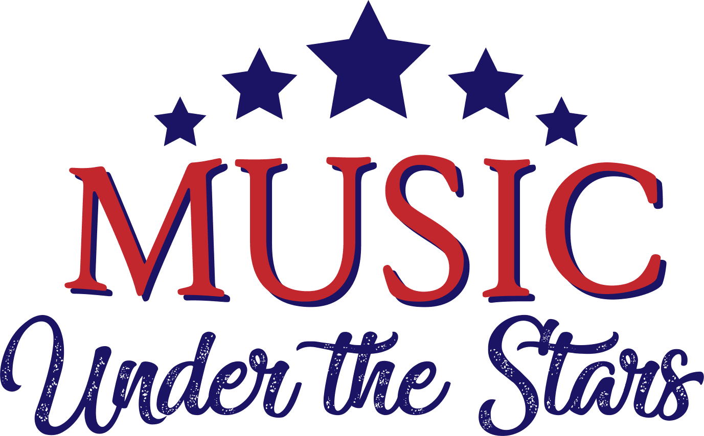 Music Under the Stars logo