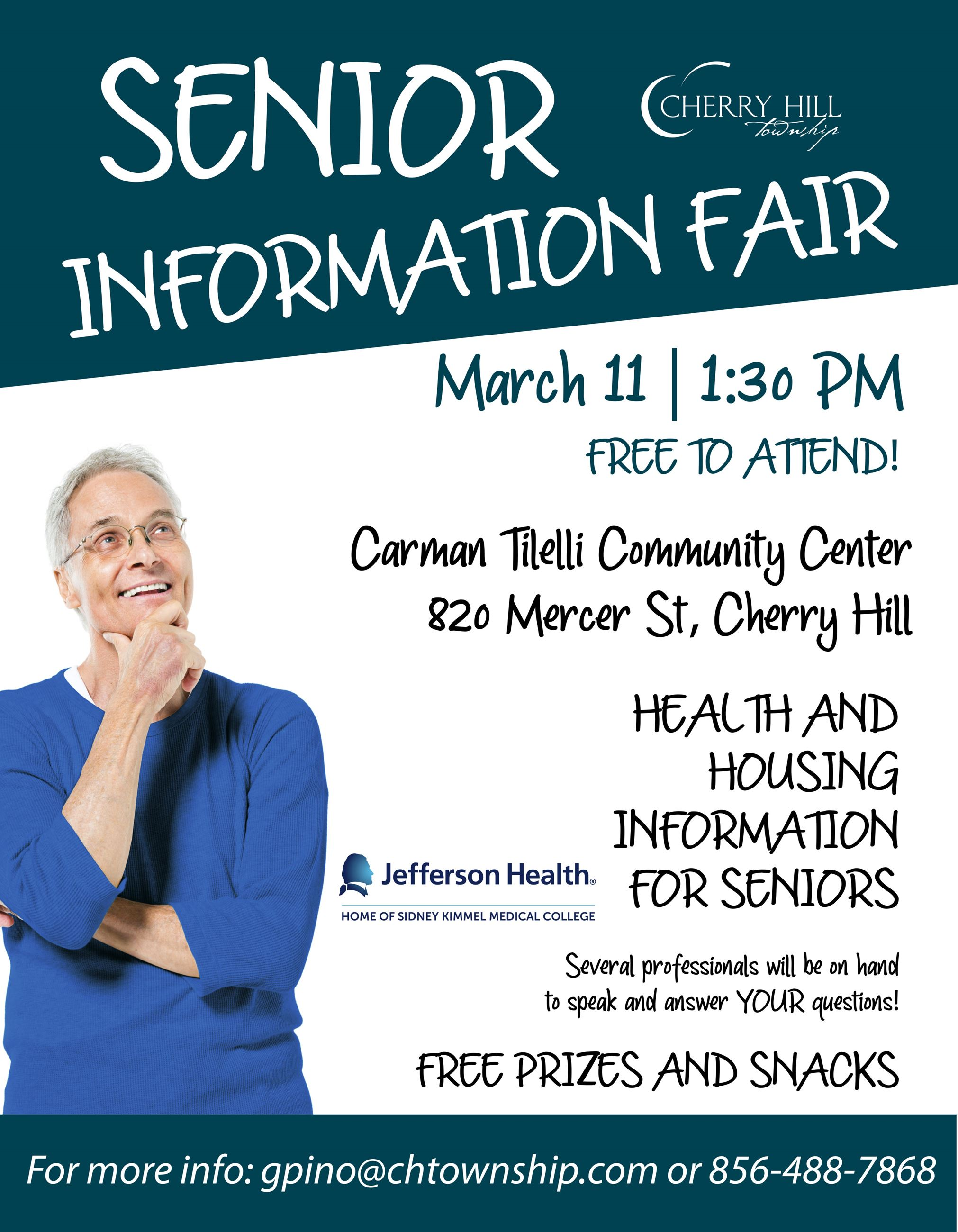 Health Fair for Seniors
